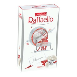Бонбони Raffaello 8бр. 80g