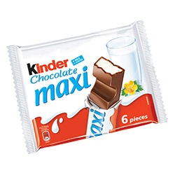 Шоколад Kinder Maxi 126g