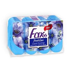 Тоалетен сапун Fax 4*70gr. Освежаваща грижа
