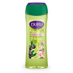 Duru Душ гел Natural Olive с орлов нокът 450 мл