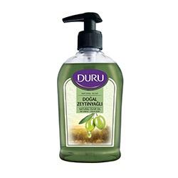 Duru Течен сапун с натурално маслиново масло 300мл.