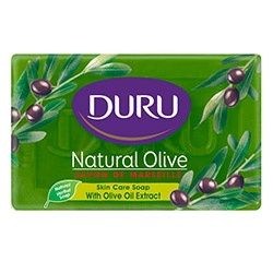 Duru Natural Olive Тоалетен сапун с натурално маслиново масло 150 гр.