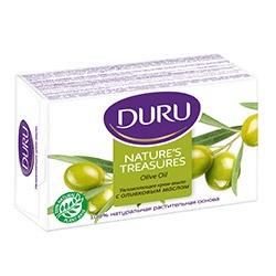 Duru Тоалетен сапун Nature's Treasures с маслиново масло 90гр.