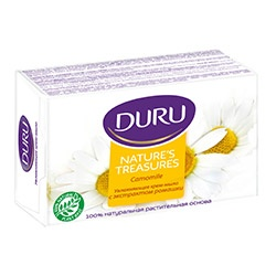Duru Тоалетен сапун Nature's Treasures с лайка 90гр.
