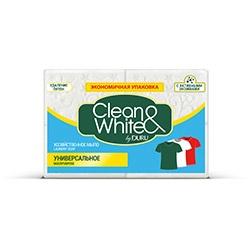 DURU Clean&White сапун за пране универсален 125гр. х 4