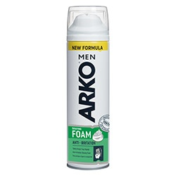 Arko Men Пяна за бръснене против кожни раздразнения 200 мл