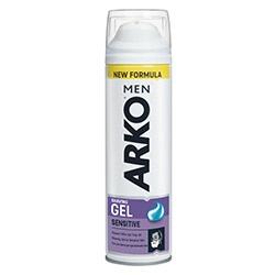 Arko Men Гел за бръснене Sensitive 200мл