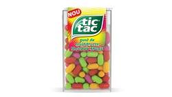 Дражета Tic Tac Плодов Микс 49g
