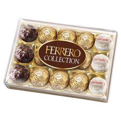 Бонбони Ferrero Collection 15бр. 172g