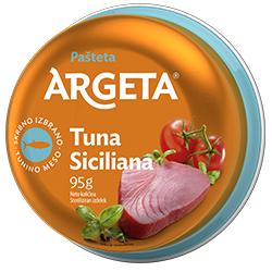 Tuna fish pate Siciliana 95g