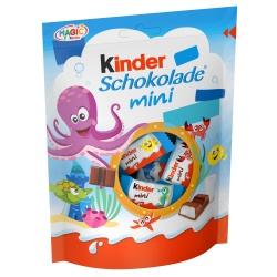 Мини Шоколад Kinder 120g