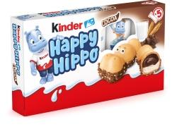 Десерт Kinder Happy Hippo Какао 5бр. 103,5g