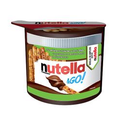 Какаов крем Nutella&Go със стиклети от овесени ядки и боровинки 54g