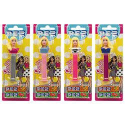 Играчка ПЕЦ с два пълнителя (1+2) Барби