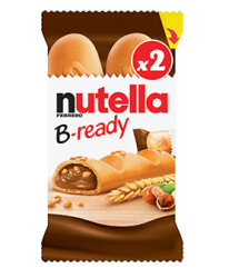 Nutella B-ready T2 44g