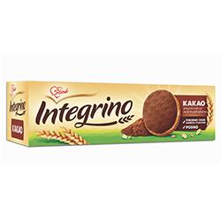Бисквити Интегрино с какао